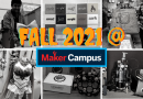 Maker Campus This Fall: Animatronic Assistants, Working with EVA Foam, and Laser Cutting