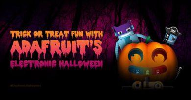 Halloween Pumpkin Hack! #ElectronicHalloween « Adafruit Industries – Makers, hackers, artists, designers and engineers!