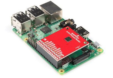 SparkFun Offers 60GHz Pulsed Coherent Radar with Latest Raspberry Pi Add-on Board