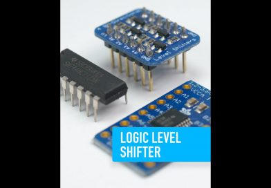 Logic Level Shifter – Collin's Lab Notes #adafruit #collinslabnotes « Adafruit Industries – Makers, hackers, artists, designers and engineers!